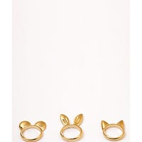 Animal Ear Ring Set | FOREVER 21 - 1072433139