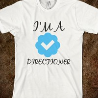 IM A VERIFIED DIRECTIONER TEE