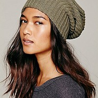 Free People  Capsule Slouchy Beanie at Free People Clothing Boutique