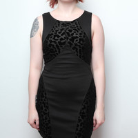 Night Fever Dress - Black