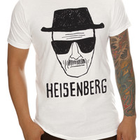 Breaking Bad Heisenberg T-Shirt | Hot Topic