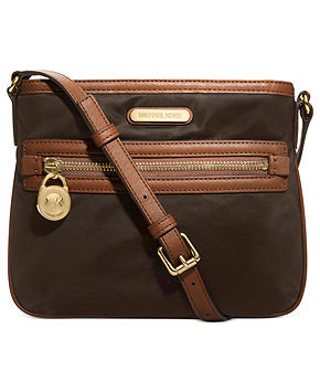 MICHAEL Michael Kors Handbag, Kempton Crossbody - Crossbody & Messenger Bags - Handbags & Accessories - Macy's