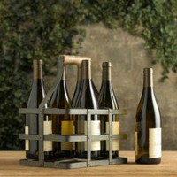 Iron Wine Caddy | Entertaining | Restoration Hardware