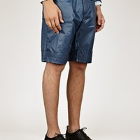 Thom Browne Men's Nylon Board Shorts