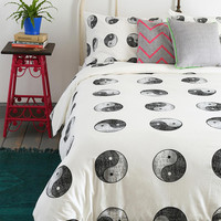 Urban Outfitters - Yin-Yang Duvet Cover