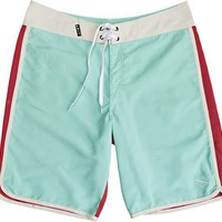 LOST BLOCK PARTY BOARDSHORT AQUA > value boardshorts | Swell.com