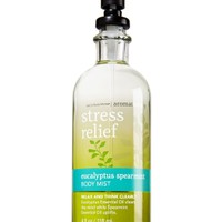 Stress Relief - Eucalyptus Spearmint Body Mist   - Aromatherapy - Bath & Body Works