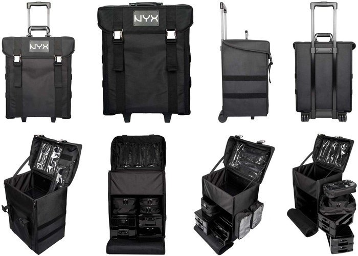NYX Makeup Artist Train Case - Organized Chao