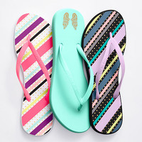 Graphic Flip-flops - VS Collection - Victoria's Secret