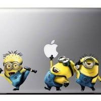 Minions Despicable me decals for MacBook Pro Air:Amazon:Everything Else