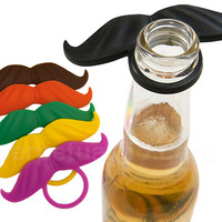 BEERMO LADIES BOTTLE MUSTACHES