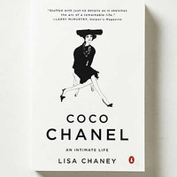 Anthropologie - Coco Chanel: An Intimate Life