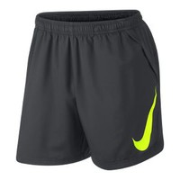 Nike Store. Nike Amplify Woven Graphic Men's Soccer Shorts