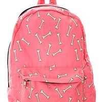 O-Mighty The Bones Backpack in Pink : Karmaloop.com - Global Concrete Culture