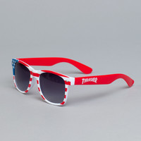 Flatspot - Thrasher Big Blue Sunglasses