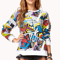 Marvel™ Comic Graphic Pullover