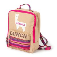 Alpaca Insulated Lunch Bag  | Claire's