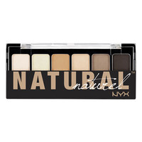 NYX 'Natural Eye' Eyeshadow Palette | Nordstrom