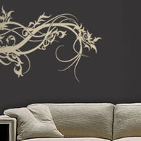 Surface Collective's Wall Tattoos / Wall Decals / Laptop Decals - Product - Flo