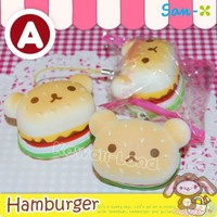 San-X Rilakkuma Squishy Picnic Collection