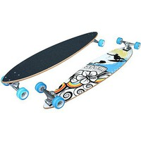 Atom Pintail Longboard
