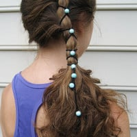 Crystal Ball Hair Wrap