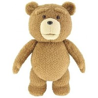 "Ted 24"" Inch R-rated Talking Plush Teddy Bear - Full Size From Movie:Amazon:Toys & Games"