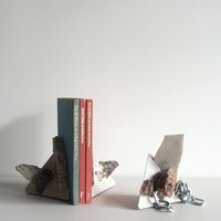 The Future Perfect - Metamorphic Rock Bookend - Objects