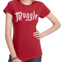 Harry Potter Muggle Girls T-Shirt | Hot Topic