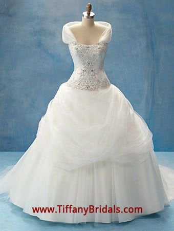 Cheap Alfred Angelo Style 206 Disney Fairy Tale Weddings - Only USD $334.40
