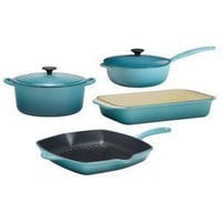 Le Creuset Caribbean 6-Piece Classic Cookware Set                       - Sur La Table