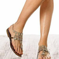 Victoria's Secret - Chandelier Thong Sandal