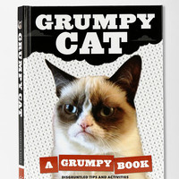 Urban Outfitters - Grumpy Cat: A Grumpy Book By Grumpy Cat