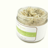 Foot Scrub Natural Sugar Scrub for Hands Feet and by WinsomeGreen