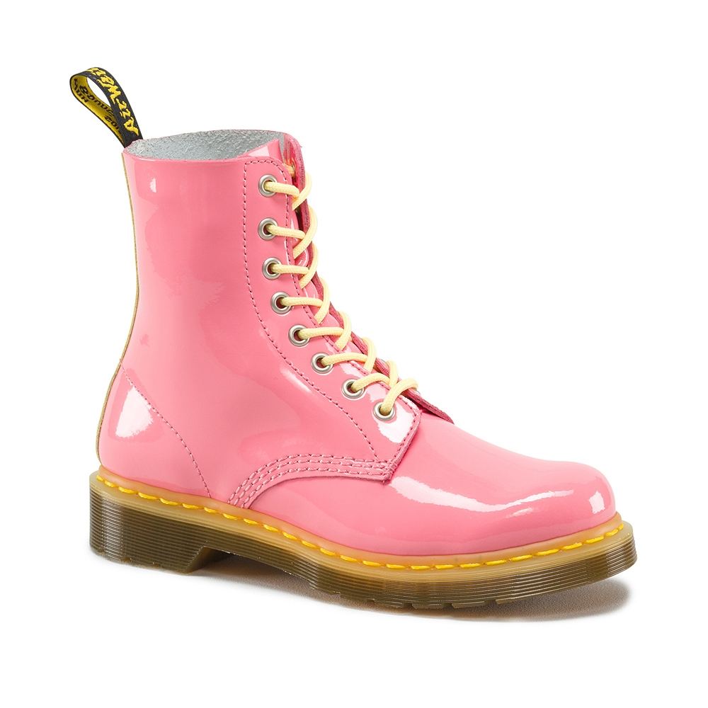 womens dr marten pascal boot pink from journeys boots