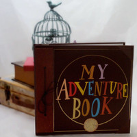 My Adventure Book KEVIN EDITION Made to by SlightlyEmbellished