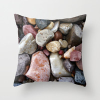 Decorative Pillow Cover, Living Room Decor, Nature Photograph, Art Pillow