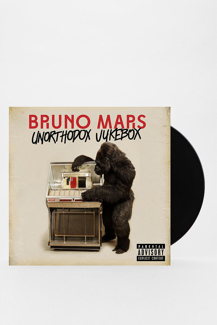 bruno mars unorthodox jukebox lp from urban outfitters. Black Bedroom Furniture Sets. Home Design Ideas