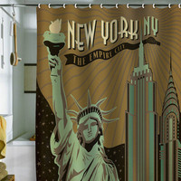 DENY Designs Home Accessories | Anderson Design Group New York Shower Curtain