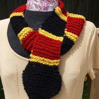 Coral Snake Scarf | shouldntsaythat - Crochet on ArtFire