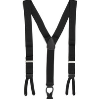 Brooks Brothers Elasticated Woven Braces | MR PORTER