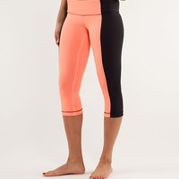 wunder under crop *bonded stripe | lululemon athletica