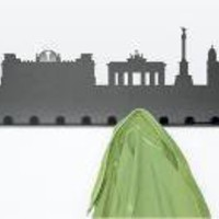 City Coat Rack | Cool Material