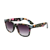 Floral Printed Classic Sunglasses