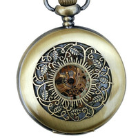 Into the Wild Wind-Up Pocket Watch