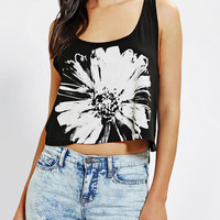 Truly Madly Deeply Daisy Cropped Tank Top