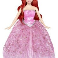 Disney Princess 2-In-1 Ballgown Surprise Ariel Doll