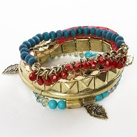 Daytrip Mixed Bracelet Set - Women's Accessories | Buckle