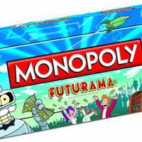Futurama Monopoly Board Game: Futurama Monopoly