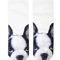 Cissi Sock Frenchie | New Arrivals | Monki.com